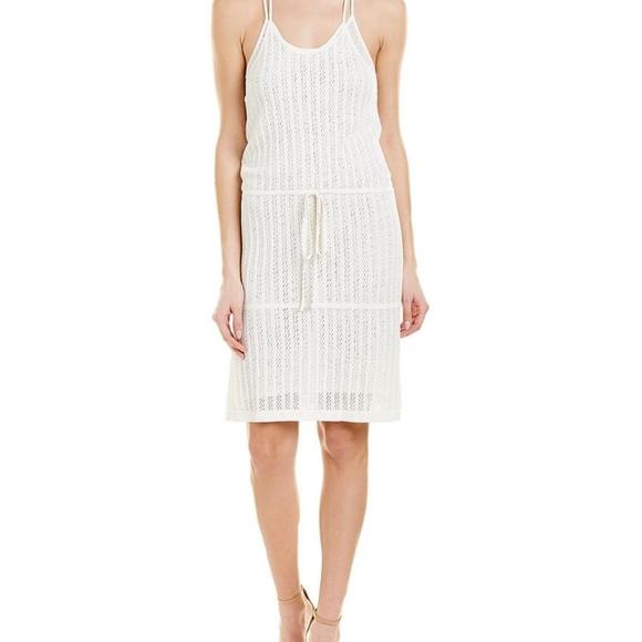 A.L.C. Dresses & Skirts - A.L.C Sz S & M crochet striped knit dress